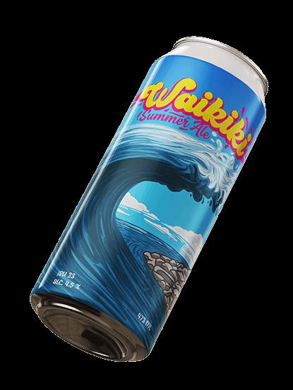 Waikiki Cerveza