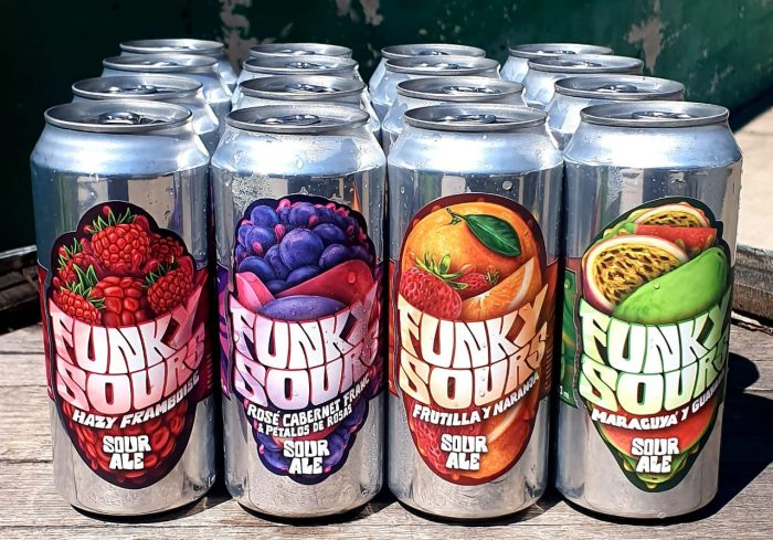 12 Pack Funky Sour